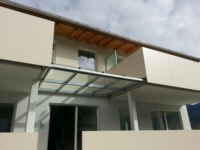 Metall überdachung überdachungen aus metall glas trapez oder wellblech